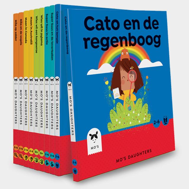 CATO BOOK SERIE
